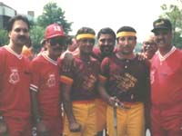 Bobby Ortiz and other Bronx players