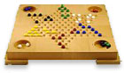 Michael Graves Chinese Checkers Set