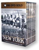 New York (7 Episode PBS Boxed Set)